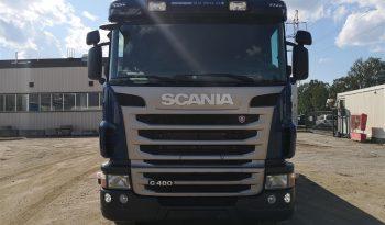 SCANIA G 480 6×4 full