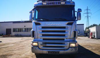 SCANIA R 580 8×4 full