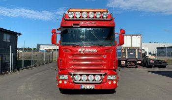 SCANIA R 500 V8 8×2 full