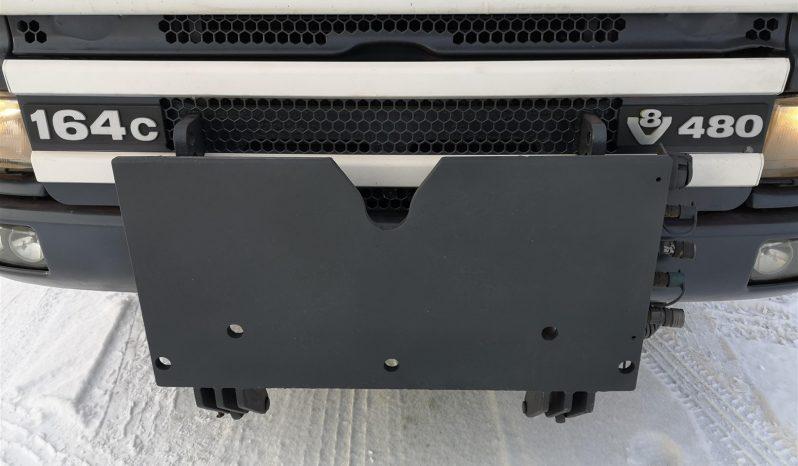 SCANIA R 164/480 6×4 Bordmatic full