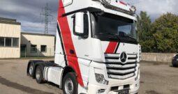 Mercedes Benz 2551 6×2 GigaSpace LS